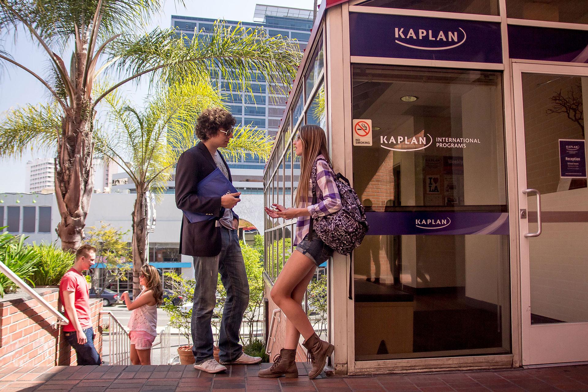 Kaplan Westwood Los Angeles