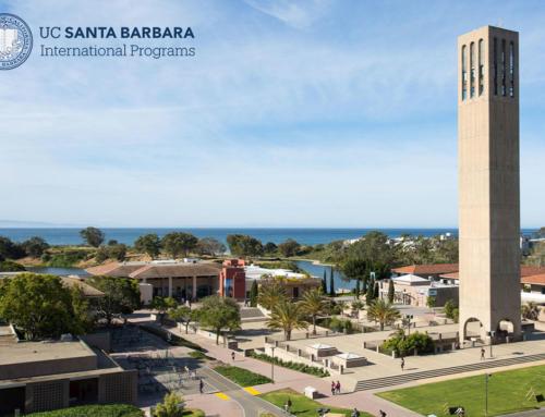 5 anledningar att studera på UCSB