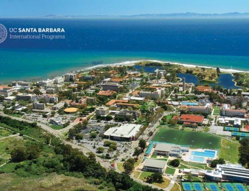 Isla Vista bästa studentstaden i USA?