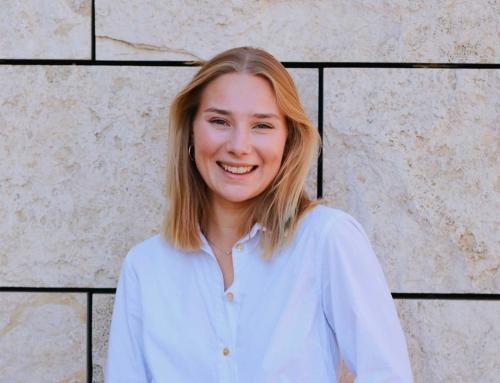 Kajsa Sagebrand tar plats på Calistudies